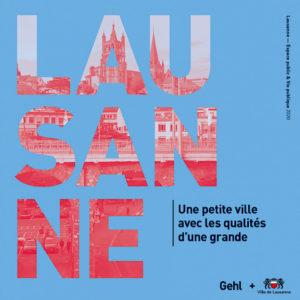Rapport Gehl Lausanne