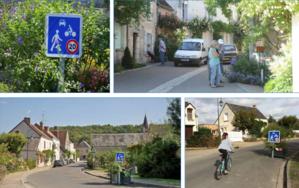 Chédigny, ville jardin 4 images