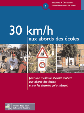 30 km/h aux abords des écoles vignette