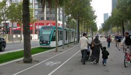 Barcelone : écomobilité