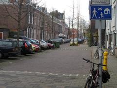 Panneau woonherf à Delft