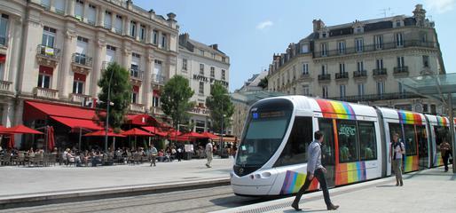 Place du Ralliement d'Angers