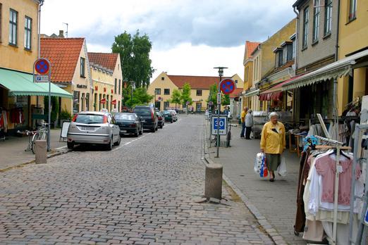 Zone 30 à Drakkor au Danemark