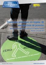 RdA 3/2011: Traversées piétonnes en régime 30: une question de priorités