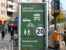 Signal zone de rencontre à Berlin