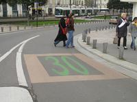 Entrée ZTL à Nantes