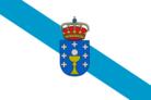 Drapeau de Galice