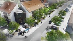 Rénovation Vieux Bourg à Gland