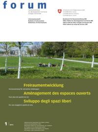 Forun 1/2014 Aménagements des espaces ouverts