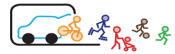 Logo carfree France