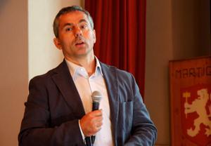 David Martinetti, conseiller municipal de Martigny