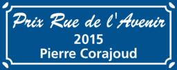 Prix RdA 2015 Pierre Corajoud