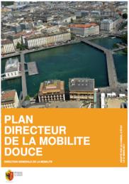 Vignette plan directeur mobilité douce Genève