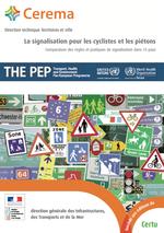 Signalisation pour les piétons et les cyclistes