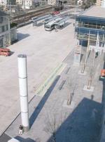 journée 2003-réaménagement de la place de la gare de Baar-vignette