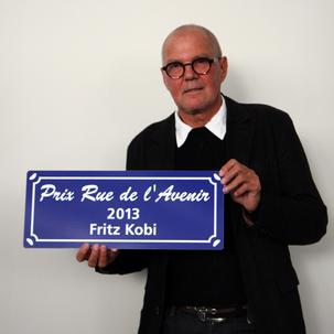 Fritz Kobi prix RdA 2013