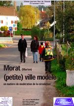 Morat (petite) ville modèle