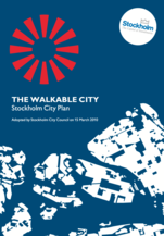 Vignette Stockholm walkable city