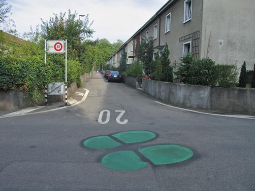Zone de rencontre Berne: carrefour