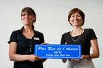 Journée 2011 - Remise du 1er prix Rue de l'Avenir à la Ville de Berne