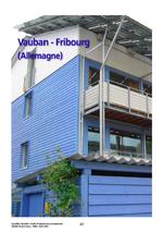 Vauban - Fribourg (Allemagne) vignette