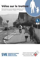 Vélo sur les trottoirs