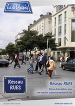 RdA 1/2011: Réseau RUES, Réseau francophone pour une mobilité urbaine conviviale et sûre