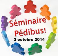1er séminaire francophone du Pédibus