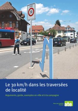 vignette brochure ATE 30 km/h traversées en localité