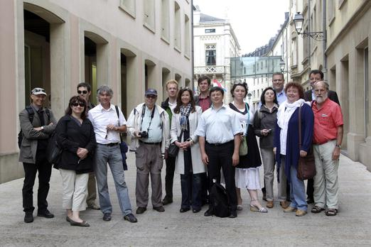 Réseau RUES à Luxembourg
