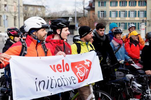 Initiative vélo lancement