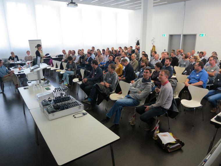 Rencontre information Forum Bikesharing Velostations Zurich 2017