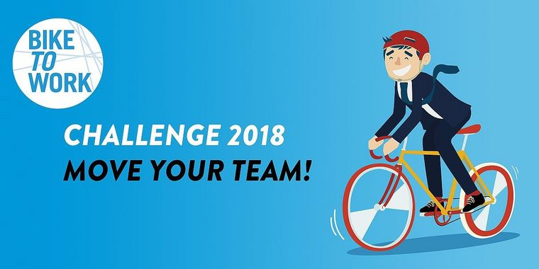 Bike to work Communication 2018