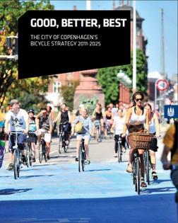 Strategie cycliste 2011 2025 Ville Copenhague Cycling Embassy of Denmark