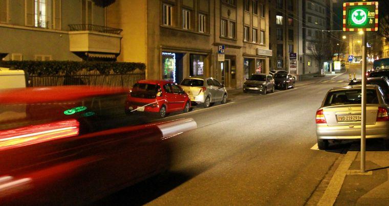 Lausanne 30 kmh la nuit 28 1