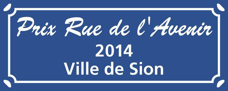 Prix Rue de l'Avenir 2014