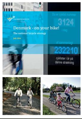 Strategie cycliste nationale Danemark 2014