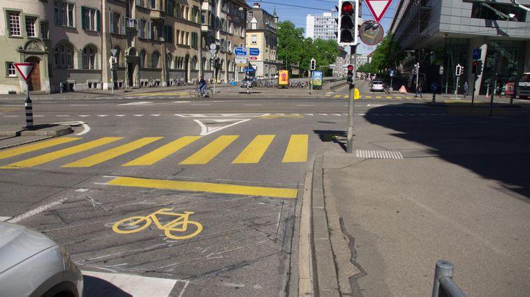 Sas vélo Bern