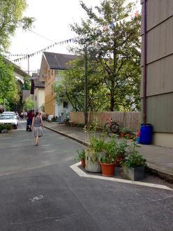 Berne Jurastrasse zone de rencontre