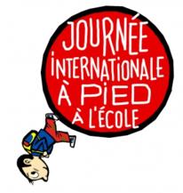 Journée internationale A pied à l'école